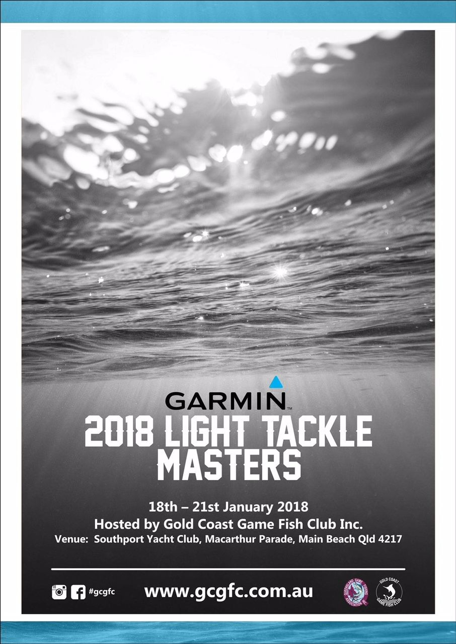 2018 GARMIN Light Tackle Masters