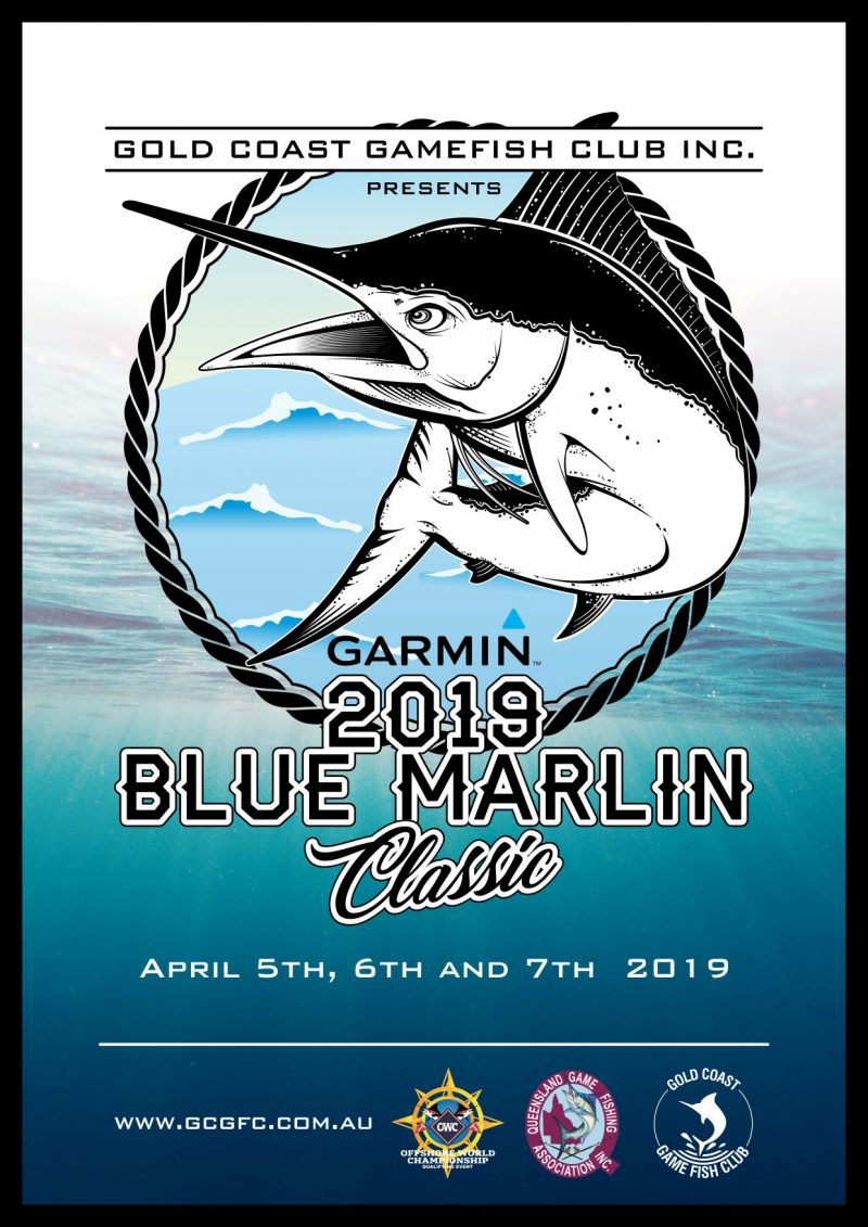 2019 GARMIN Blue Marlin Classic 5th – 7th April, 2019