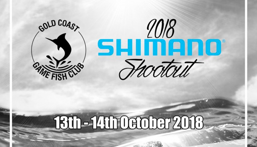 Shimano Shoot Out Fishing Competition 2018
