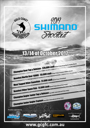 Shimano Shootout Tournament 2017
